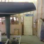 """Viken"" / 5.5 Meter / New Performance Rudder"