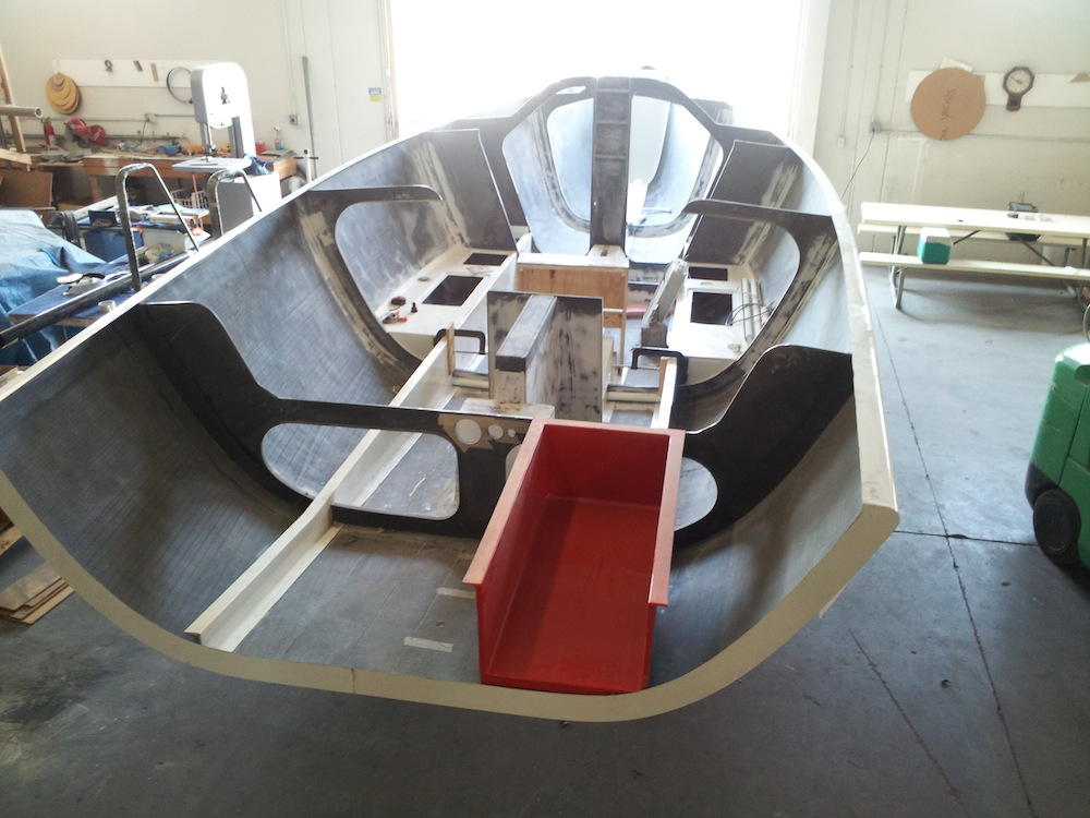 Custom Boat Building - Element Boat Works