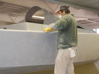 Custom Boat Building